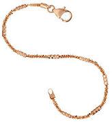 Margherita Bronze Diamond Cut Bracelet by Bronzo Italia