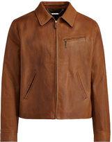Ralph Lauren Purple Label Ventura Leather Jacket