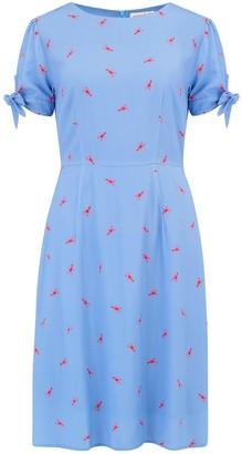 Sugarhill Brighton Maryana Hot Lobster Dress