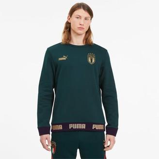 Puma FIGC FtblCulture Men's Crewneck Sweatshirt