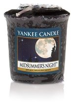 Yankee Candle 3 Midsummer's Night Sampler Votive Candles 1.75 oz Each