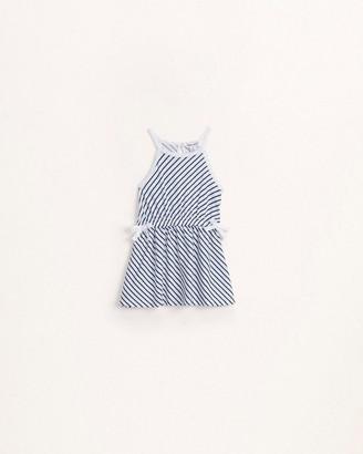 Splendid Toddler Girl Diagonal Stripe Dress
