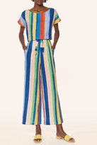 Mara Hoffman High Waisted Rainbow Pants