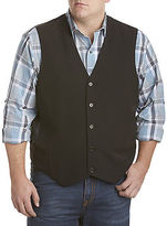 Synrgy Vest Casual Male XL Big & Tall