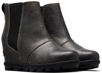 Sorel Joan Of Arctic Wedge Ii Leather Chelsea Boot