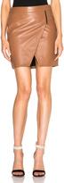Michelle Mason Zipper Skirt