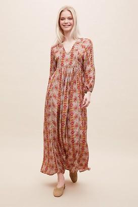 Bl Nk Bl-nk Victory Geometric-Print Dress