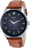 Fossil Relic By Relic by Men's ZR77273 Rylan Analog Display Analog Quartz Gold Watch