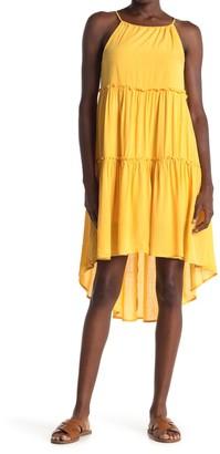 Abound High Low Tiered Sleeveless Dress