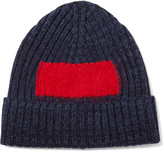 Oamc - Virgin Wool And Mohair-blend Beanie