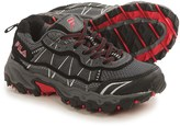 Fila Tractile 2 Trail Shoes (For Little and Big Kids)