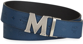 MCM Men's Claus Reversible Cowhide Belt