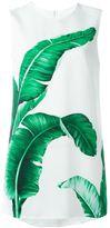 Dolce & Gabbana banana leaf print top