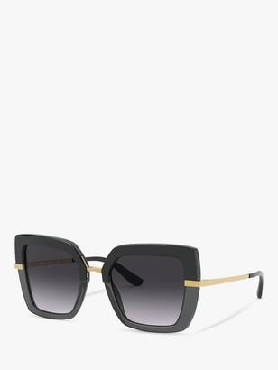 Dolce & Gabbana DG4373 Women's Square Sunglasses