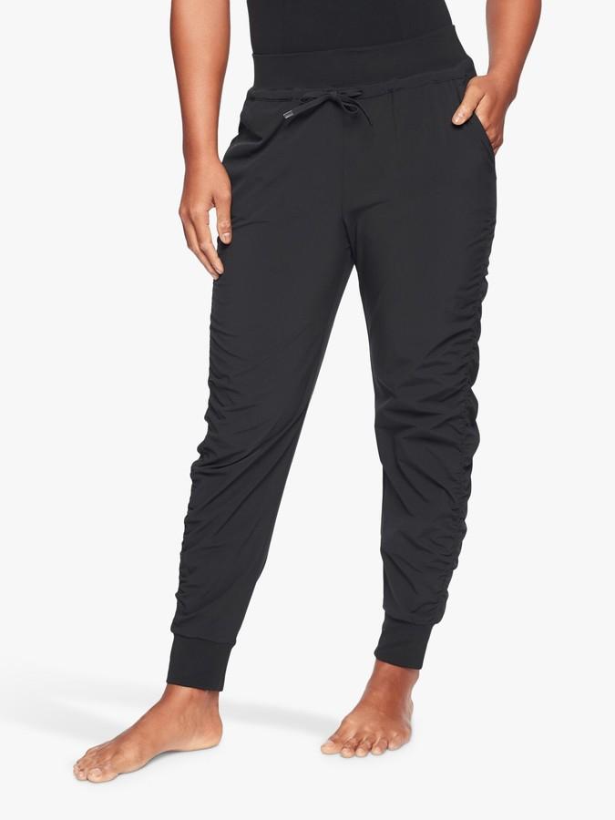 Athleta Attitude Trousers, Black