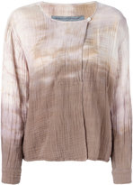 Raquel Allegra gradient cardigan - women - Cotton - 1
