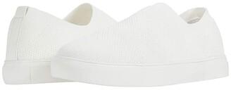 rsvp Captain (White Knit) Women's Shoes