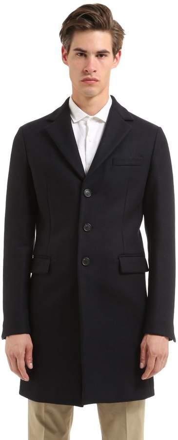 DSQUARED2 Tokyo Wool & Cashmere Felt Coat