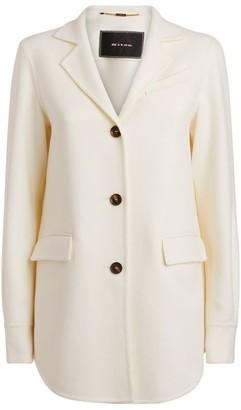 Kiton Cashmere Shirt Jacket
