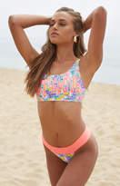 Body Glove Jump Around Cropped Bikini Top