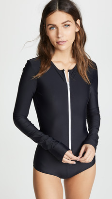 Cover Long Sleeve Swimsuit