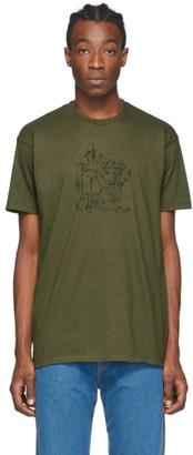 Sies Marjan Green AMO Edition Pastoral T-Shirt