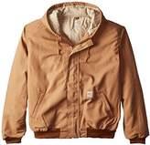 Carhartt Men's Big & Tall Flame Resistant Canvas Active Jacket