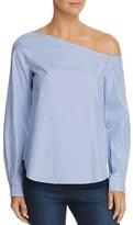 Theory Ulrika Stretch Cotton Shirt