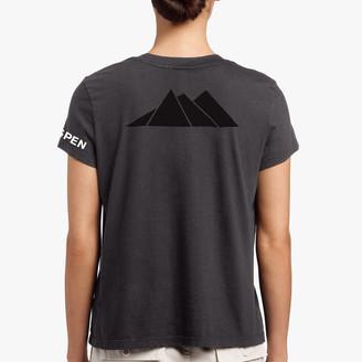 James Perse Aspen Mountain Graphic Tee