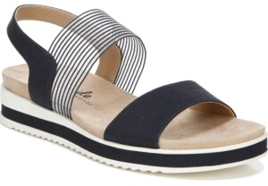 LifeStride Zing Strappy Sandals Women's Shoes