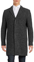Selected Homme Boiled Wool-Blend Topcoat