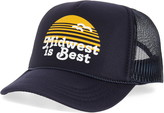 Tiny Whales Midwest is Best Trucker Hat