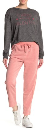C&C California Madelyn Fleece Drawstring Sweatpants