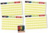 Melissa & Doug Math Skills Learning Mats Set