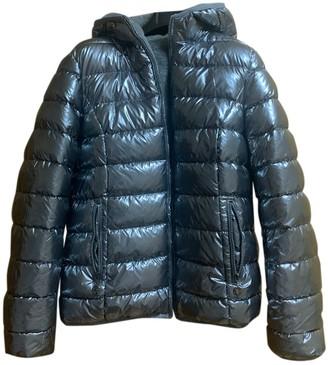Mason Metallic Faux fur Leather Jacket for Women