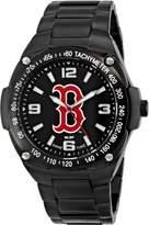 """Game Time Men's MLB-GLA-BOS """"Gladiator"""" Watch - - """"B Logo"""""""
