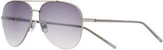 So Women's SO Rimless Aviator Sunglasses