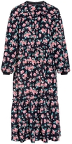 Mother of Pearl Claudine Floral Dress