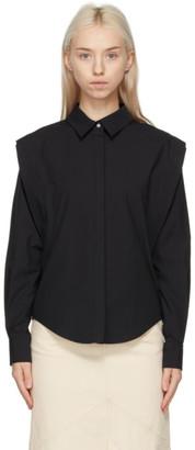 Isabel Marant Black Kigalki Shirt
