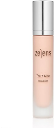 Zelens Youth Glow Foundation 30Ml Cream (Very Fair, Warm)