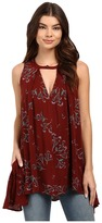 Free People Sleeveless Tree Swing Tunic
