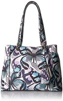 GUESS Kamryn Butterfly Shopper