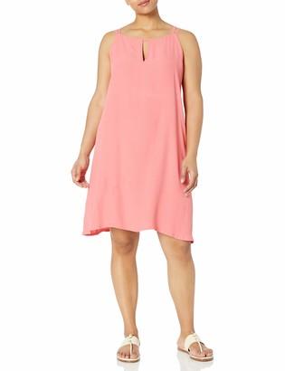 BB Dakota Women's Plus Size Yolanda A-Line Dress