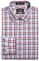 Nordstrom Smartcare Traditional Fit Plaid Dress Shirt