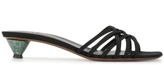Neous Kitten Heel Sandals
