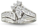JCPenney MODERN BRIDE 1 CT. T.W. Diamond Ring