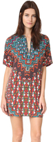 Mara Hoffman Bolnisi Rug Tunic Dress