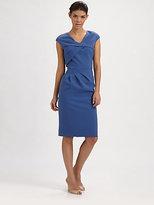 Lafayette 148 New York Sleek Tech Neely Dress