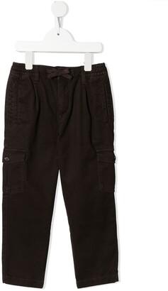 Dolce & Gabbana Kids Cargo Style Trousers