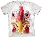 The Mountain Big Face Chicken T-Shirt